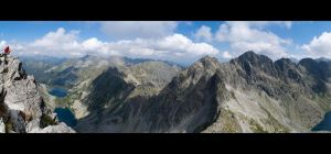 High Tatras Panorama VI by Matus201