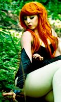 Posion Ivy by AshBimages