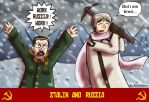 APH: Stalin and Russia by fiori-party