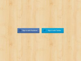 sign-in-buttons by atranaz