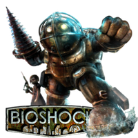 Bioshock Dock Icon by Rich246