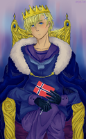 [APH] King of the Northern Way by Enbi-to-Miruku