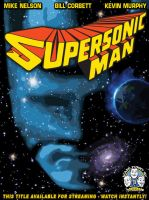 Supersonic Man by martianink