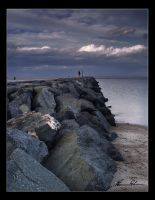A Conversation on the Cape by AnonymousPhotography