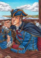 Haytham Kenway by TheJenno92
