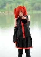 cos vocaloid kasane teto by Verlit