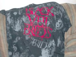 New BVB Shirt againxD by A7XFan666