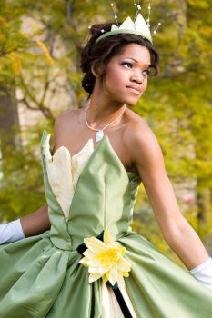 Princess Tiana by xAleux