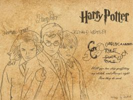 Hp Wallpaper by Neighthirst