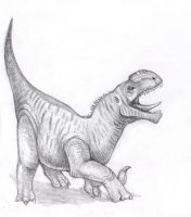 Infernonychus by electreel