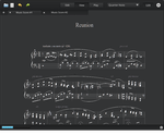 Symphony - Music Writer Concept by harp37