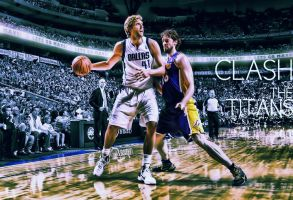 Clash of the Titans NBA by MississippiBullet