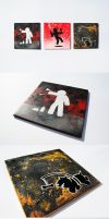 Ceramic Tiles trio by ThePopeGFX