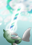 Pokemon Township: Beaming Light! by pokedragonS8