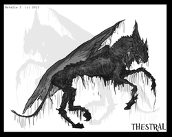Inferial Creature by ToxicKittyCat