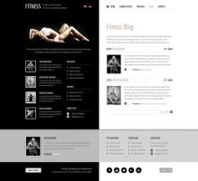 Black and White Blog by ait-themes