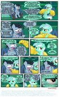 BY SKYWALKER'S HAND! (Part 2 of 35) by INVISIBLEGUY-PONYMAN