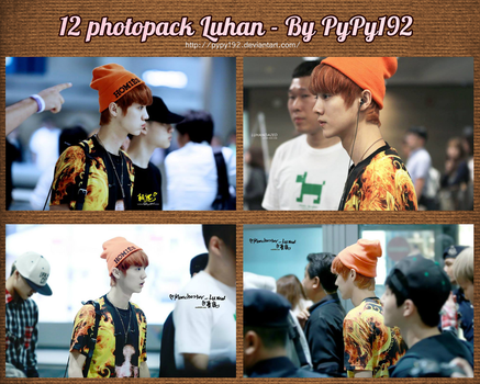 # 5 - 12 Photopack Luhan - By PyPy192 by PyPy192