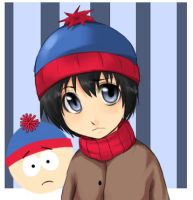 .::The Cute One::. by Yoshiie