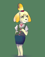 Isabelle by KaoKay
