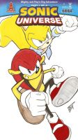 Mighty and Ray by Vauz
