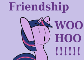 Friendship WOO HOO!!!!!! by Nolanhero