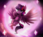 Twilight Sparkle by CrutonArt