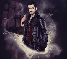 Hook by SpaceDynArtwork