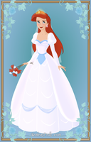 Ariel { Wedding Dress } by kawaiibrit