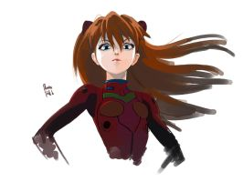 Asuka by soft-h
