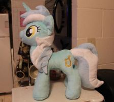 Lyra Plush by Noxx-ious