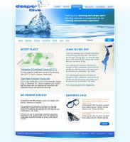 Deeper Blue by Siteograph
