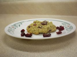 Rumed Craisin Oatmeal Cookie by Robison300