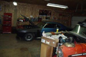 The Man Cave II, MANlier by HotRod-302