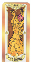 The Dance Clow Card by Libra-the-Hedghog