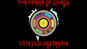 The Flag of the Order of Chaos by PilotSolaris