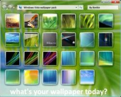 Windows Vista WidePack by Bonkietje