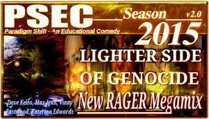 PSEC 2015 Time Warrior Lighter Side of Genocide by paradigm-shifting