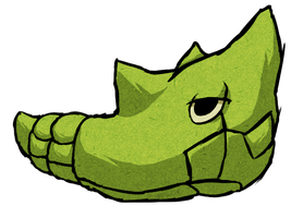 Metapod WWS by the19thGinny