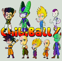 ChibiBall Z by Sh3ikha