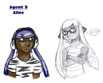 New Squibs- Agent 3 by XyAckhart