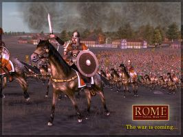 Rome: Total War Wallpaper by tbk22