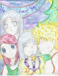 NaruHina-Happy new Year by NelNel-Chan