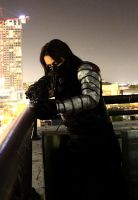 Winter Soldier Cosplay - Target Acquired by LaneDevlin