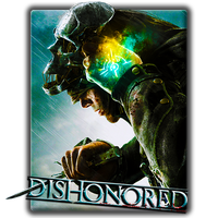 Dishonored icon by pavelber