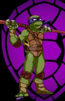 Donatello by ChristopherStuart