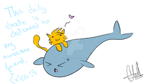 7whalekitty by chrisscorza