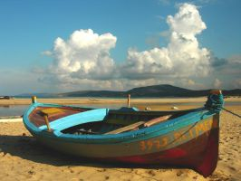 Beached Boat 1893760 by StockProject1
