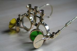 Steampunk spectacles 2.2 by Gogglerman