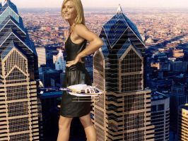 Maria Sharapova visiting Philadelphia by Accasbel